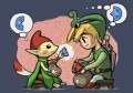 The Legend of Zelda - The Minish Cap (GBA)