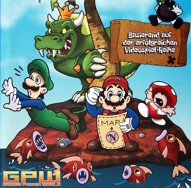 Games-Power-World | Produkte: Die Super Mario Bros. Super ...
