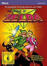 The Legend of Zelda - Zeichentrickserie