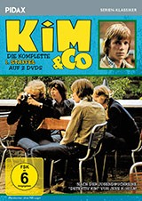 Kim & Co, Staffel 1 (Kultserie von 1974)