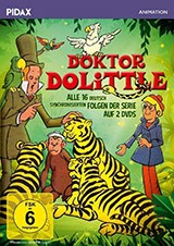 Doktor Dolittle (The Further Adventures Of Doctor Dolittle)