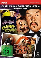 Charlie Chan Collection - Vol. 6